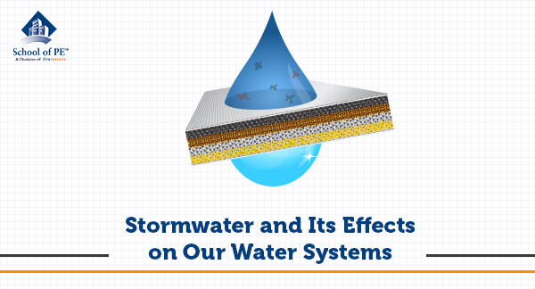 Stormwater and Its Effects on Our Water Systems