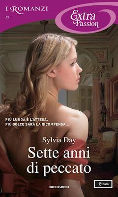 sette anni di peccato di sylvia day