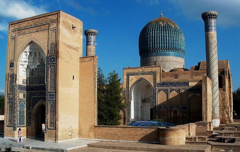 Mausoleum of Gur-Emir