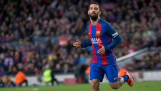 Turan is on loan to Istanbul Basaksehir from Barcelona