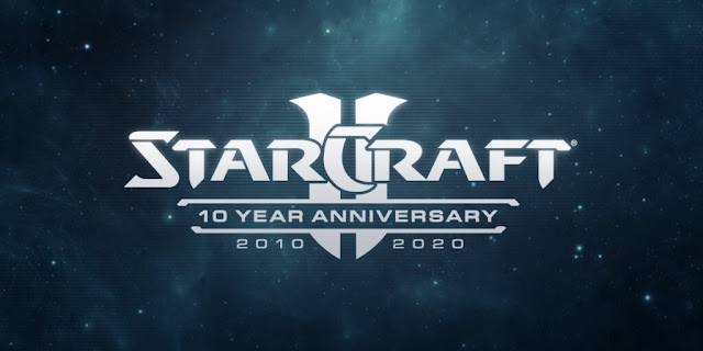 Celebrate a decade of StarCraft II with 10th Anniversary Update — Now Live!