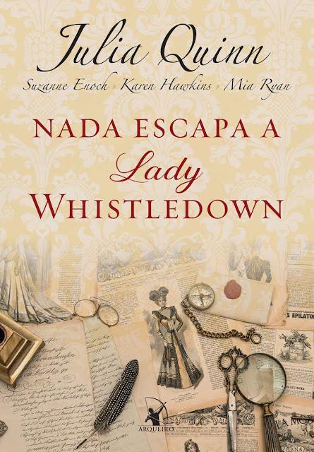 Nada escapa a lady Whistledown