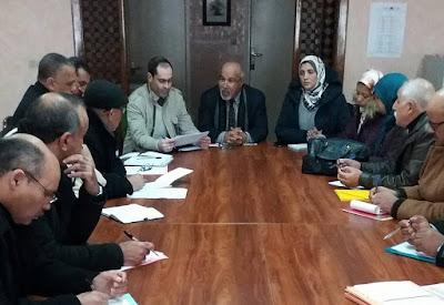 المديرية الإقليمية سيدي البرنوصي تنظم لقاءات تواصلية حول الارتقاء بالحكامة الإدارية