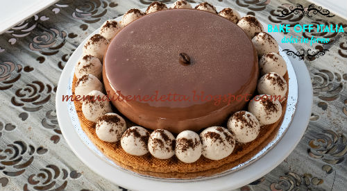 Ricetta Torta Di Mele Bake Off Italia.Torta Al Caffe Lavazza Ricetta Ernst Knam Da Bake Off Italia
