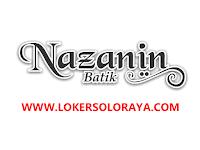 Lowongan Kerja di Pabrik Print Kain Sukoharjo – Tenaga Administrasi Nazanin Batik