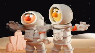Sesame Street Bert and Ernie's Great Adventures Planet Bert