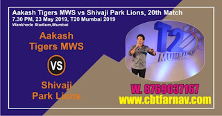 SPL vs AT MPL T20 Match Prediction Today Who Win Mumbai T20 League