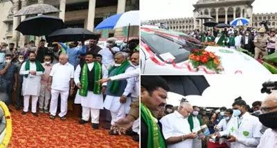 Karnataka government gives green signal to Agriculture Sanjeevani van