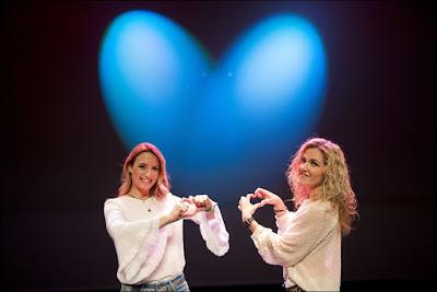 Patricia Ramírez y Silvia Congost