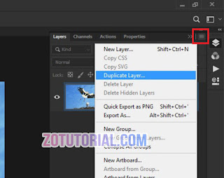 Lengkap 7 Cara Menduplikat Layer di Adobe Photoshop Terbaru | Tutorial Ps