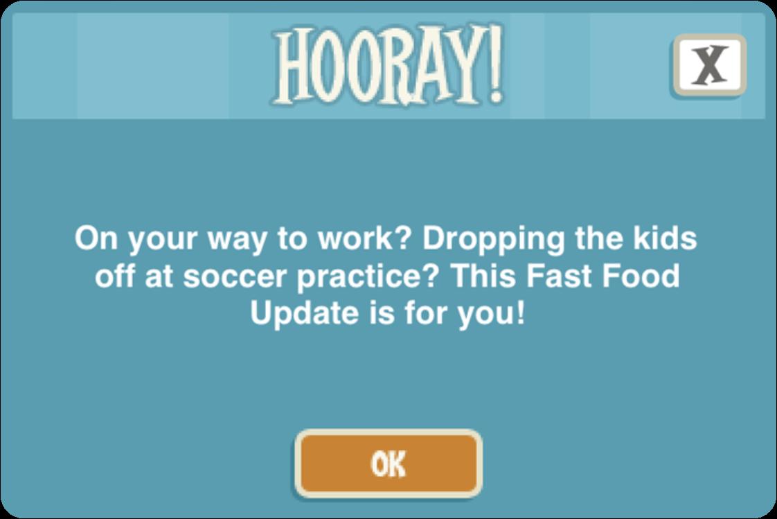 Restaurant Story Adventures Game Update 18 02 15