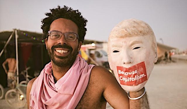 Black Journalist: 'Seeing poor white people makes me happy'