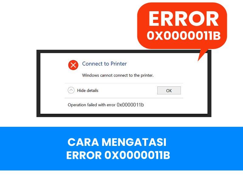 Error 0x0000011b