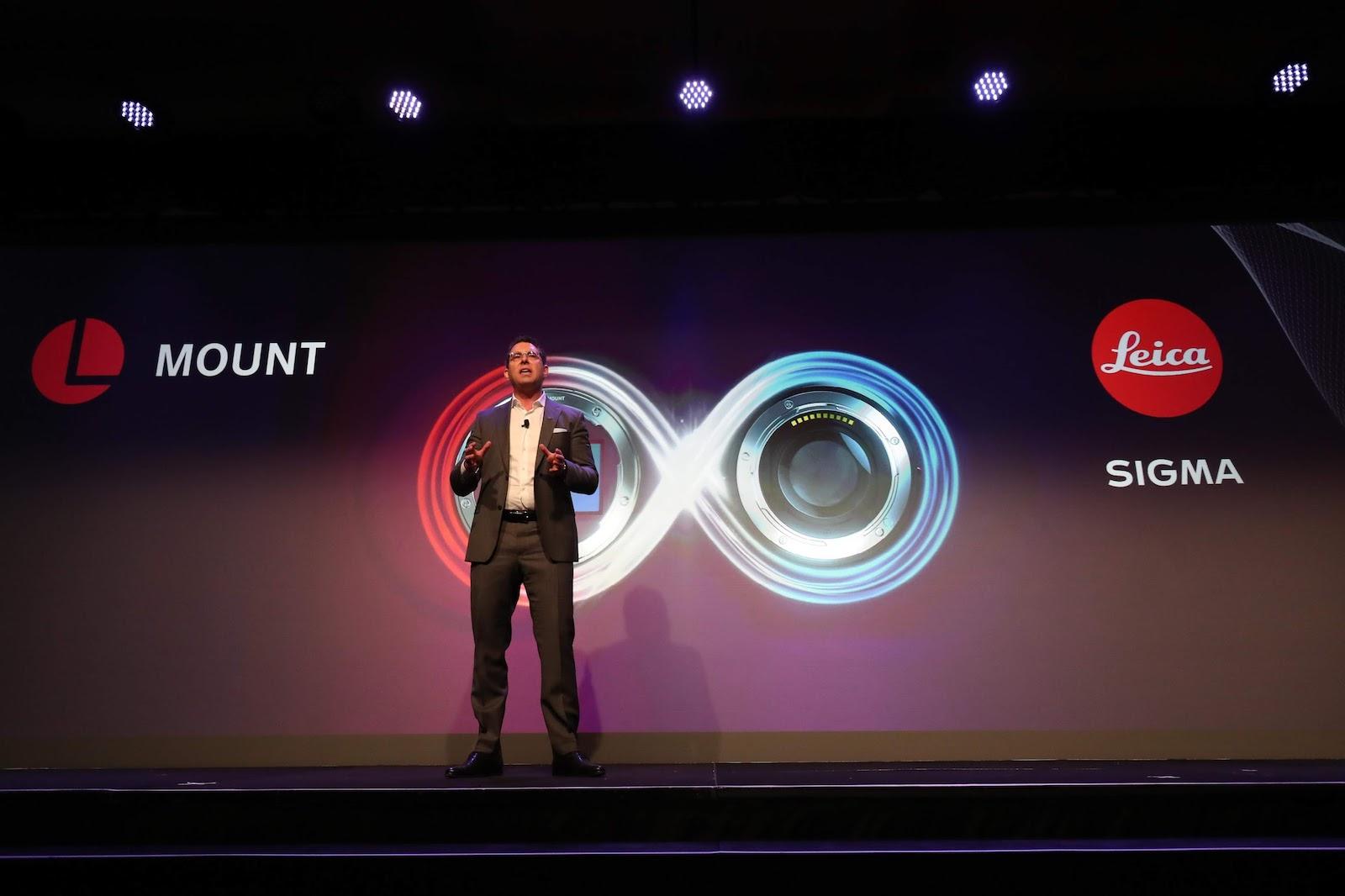 Sigma и Leica участвуют в альянсе L-Mount
