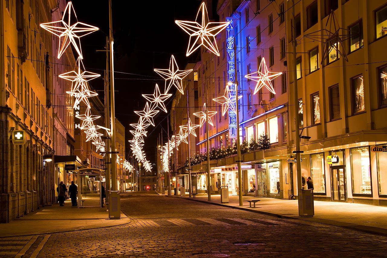 THE FUZZY CORNER: It's Christmas in Bergen City