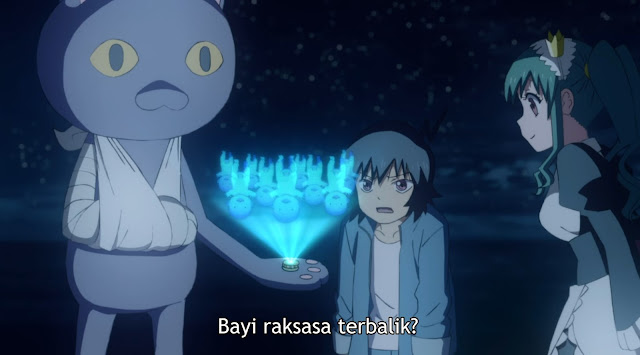Planet With Episode 03 Sub Indo