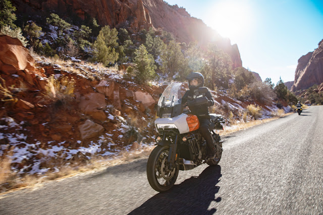 2021 Harley-Davidson Pan America 1250    Specifications, Photos, Details