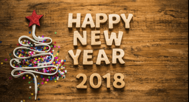 Happy New Year Wishes 2018 Best New Year SMS Messages