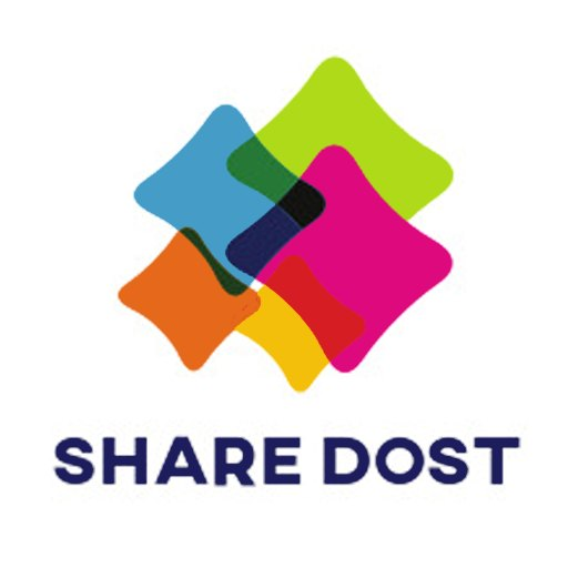 ShareDost App Rs.3 on Signup + Rs.3 Per Refer Paytm cash - unlimited money earning  tricks