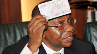 How Spraying  Naira Notes Now Can Land You In Jail.