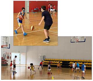 Campus Villa Aranjuez Baloncesto