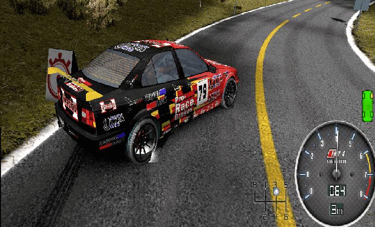 تحميل لعبة Cross Racing