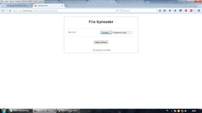 Deface Website Metode FileChucker Tehnik 1 | File Upload Vulnerability