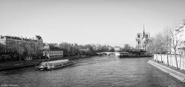 Notre Dame e Île St. Louis-Parigi