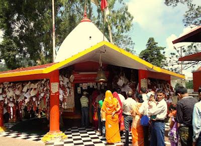 चितई मंदिर
