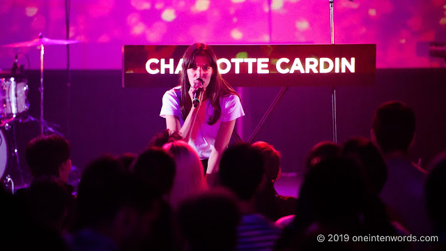 Charlotte Cardin at Venusfest at The Opera House on Sunday, September 22, 2019 Photo by John Ordean at One In Ten Words oneintenwords.com toronto indie alternative live music blog concert photography pictures photos nikon d750 camera yyz photographer summer music festival women feminine feminist empower inclusive positive