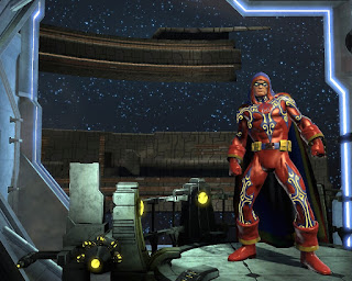 Introducing Doctor Moongem from DC Universe Online