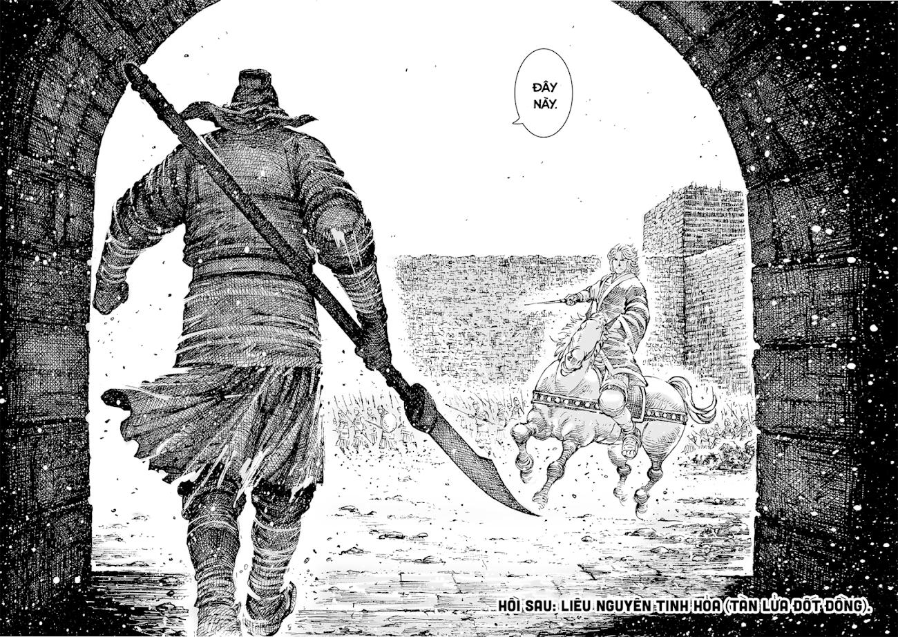 Hỏa phụng liêu nguyên Chương 539: Dĩ tử truyền kỳ trang 23