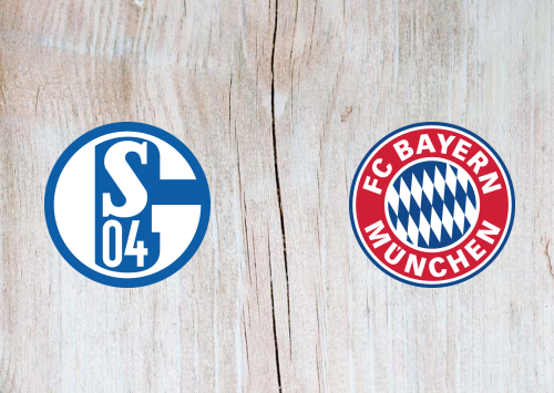 Schalke 04 vs Bayern Munich -Highlights 24 August 2019