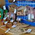 Feira de artesanato com preços populares movimenta Centro do Paulista