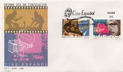 Sobre PDC de los sellos de cine español de Buñuel y Segundo de Chomón