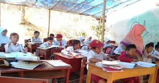 Miris! Seluruh Siswa Satu SD di Indramayu Tidak Diterima SMP Manapun