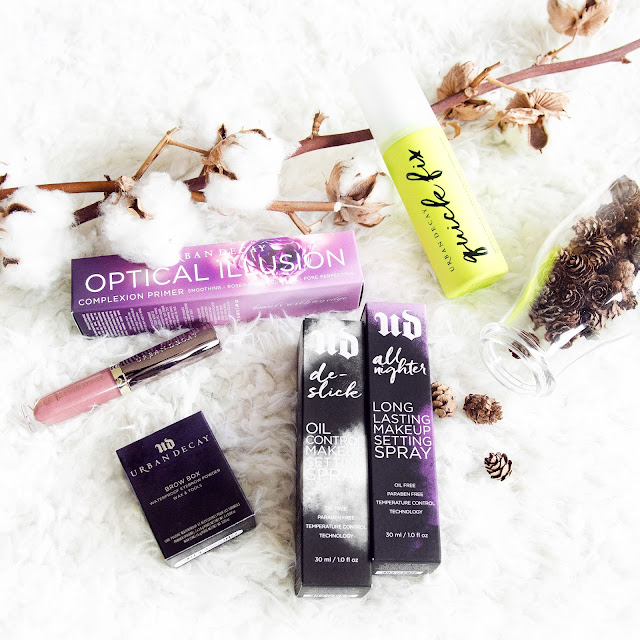 Review productos Urban Decay
