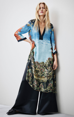 H&M Conscious Exclusive 2016 ropa mujer