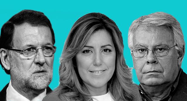 División en el PSOE sobre la abstención o el 'no' a Rajoy