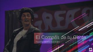 """Pasodoble Inedito con Letra """"El Compás de tu Gente"""". Chirigota """"Los de Gris"""" (2013) con Jose Mari Barranco"""
