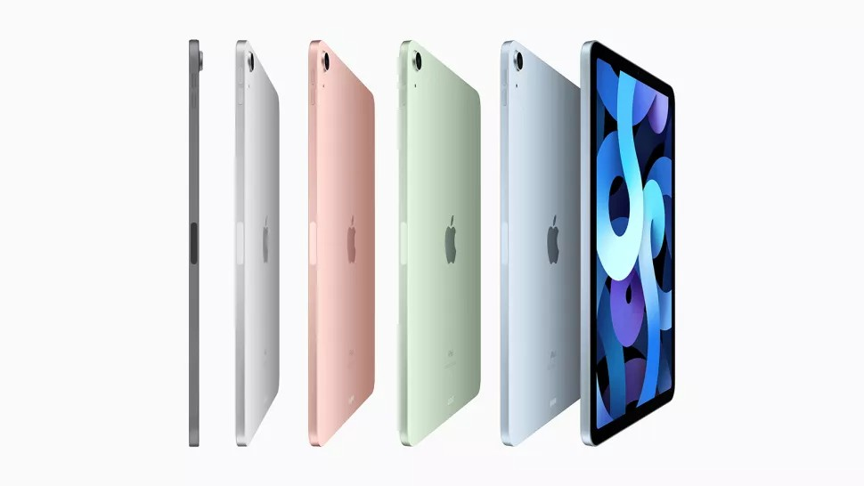 The new iPad Air 4 release date has been confirmed, and it's coming next week