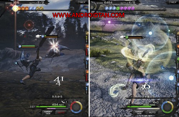 MOBIUS FINAL FANTASY Mod Apk for Android