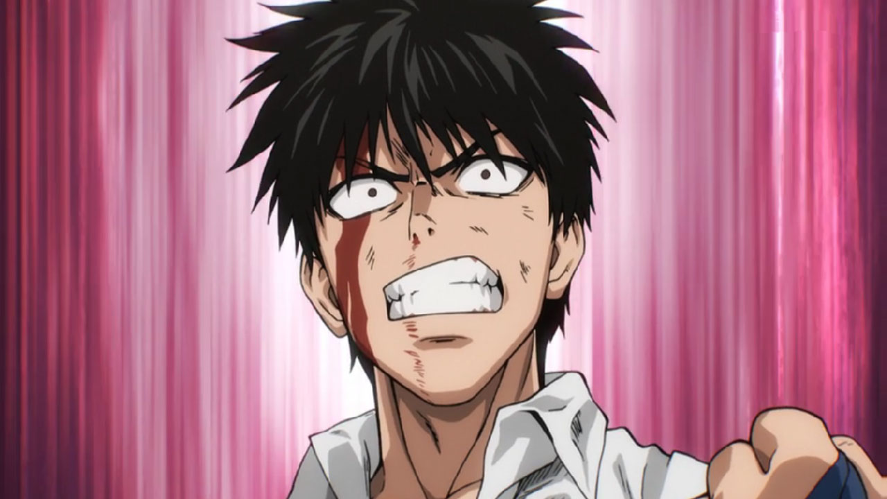 Pengangguran One Punch Man Saitama