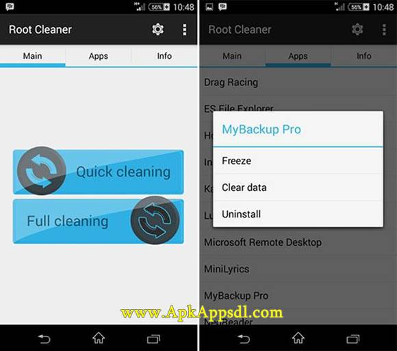 Free Download Root Cleaner Apk v6.1.0 (Tools App) Full Terbaru Gratis 2016