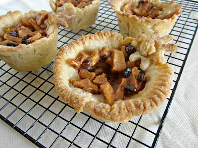 Mock Apple Strudel Cups