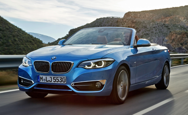 2017 BMW 2-series Review
