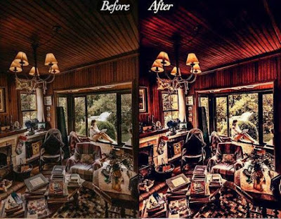 Modern HDR Photoshop Actions