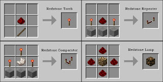 create a block for your minecraft repater