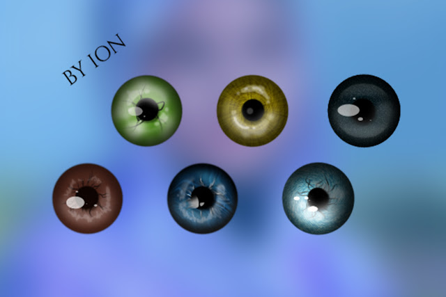Membuat Pupil Mata Dengan Photoshop