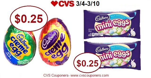 http://www.cvscouponers.com/2018/03/sweet-deal-pay-025-for-cadbury-creme.html